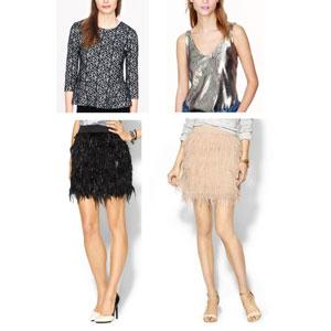 Krznena suknja