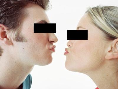 Istražujte svojim usnama njegove