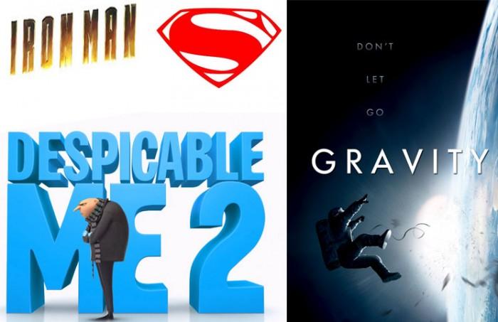najbolji filmovi u 2013