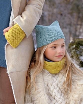 Dečja kapa i rukavice