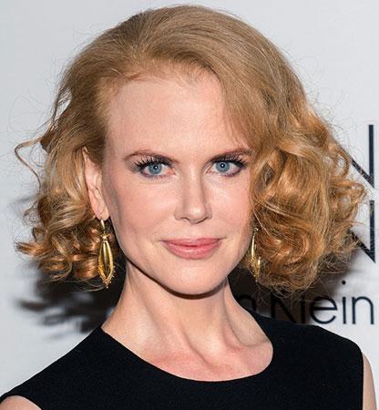 Crvene nijanse boje kose Nicole Kidman