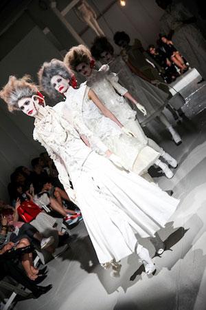 Modna revija Thom Browne za proleće 2014