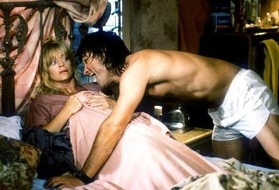 Goldie Hawn i Kurt Russell