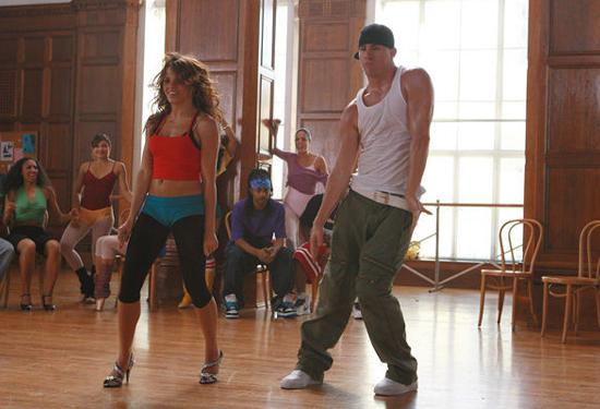 Jenna Dewan i Channing Tatum