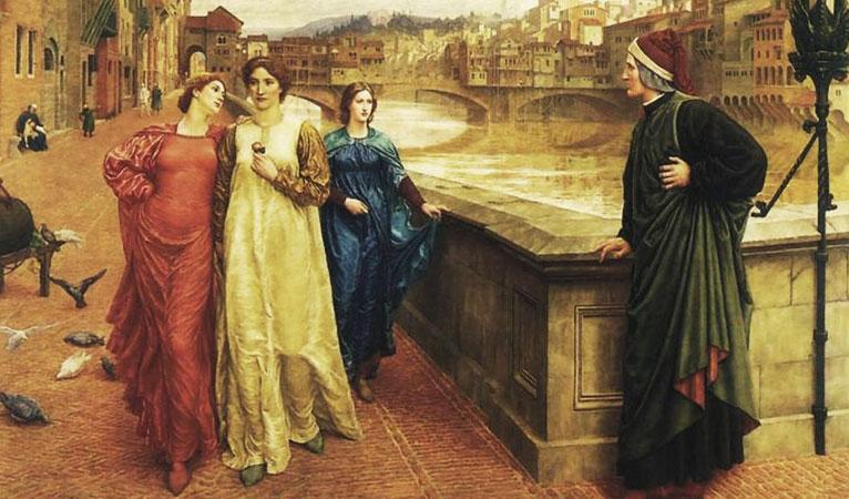 Dante i Beatriče