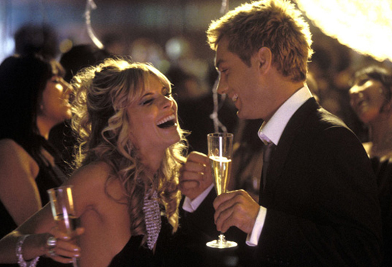 Sienna Miller i Jude Law