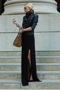 Suknje i haljine sa visoki prorezom