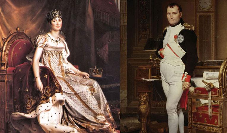 Napoleon i Džozefin