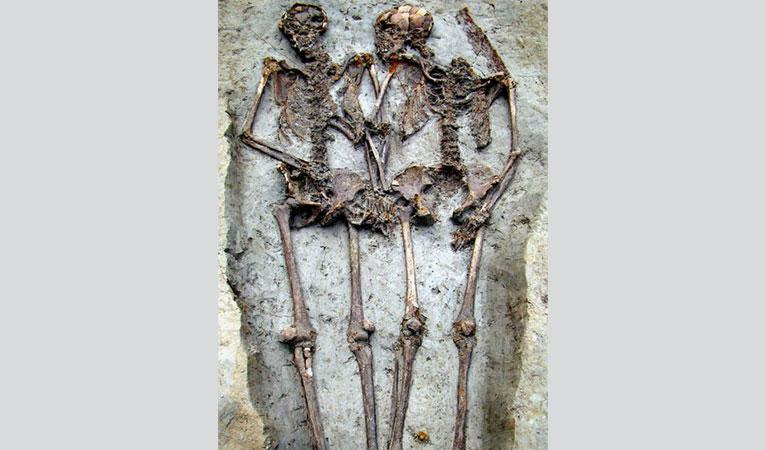 Par koji se za ruke držao 1500 godina