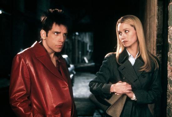 Ben Stiller i Christine Taylor