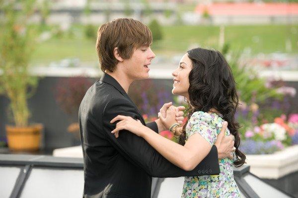 Zac Efron i Vanessa Hudgens