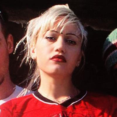 Gwen Stefani na pocetku karijere