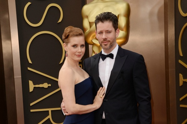 Amy Adams i Darren Le Gallo