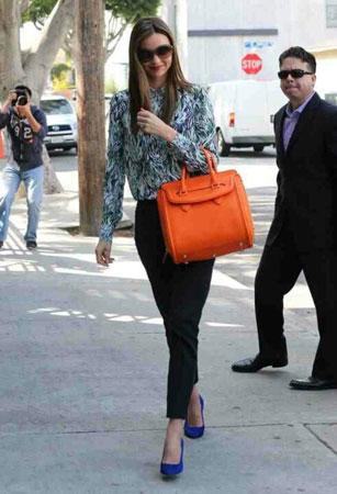 Alexander McQueen Heroine torba