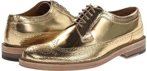 Marc Jakobs – Metalik Oksford cipele