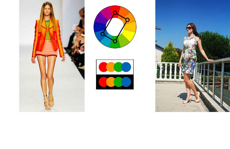 Šema pravougaonih boja