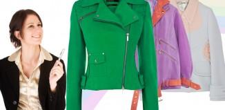 Zenske jakne za prolece
