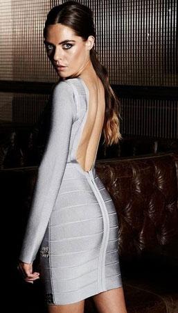 Bandage haljina za prolece 2014