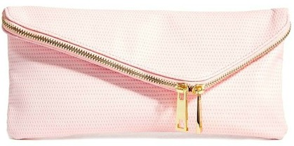 Pastelna clutch torbica
