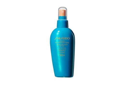 Shiseido sprej za zaštitu od prolecnog  sunca