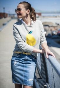 Teksas suknje za proleće 2014