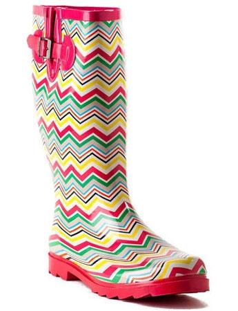 Šarene gumene čizme