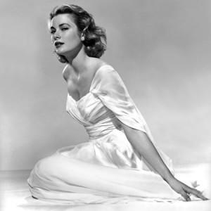 1. Slika iz 1955 godina sa Kanskog filmskog festivala kada je upoznala Princa od Monaka.