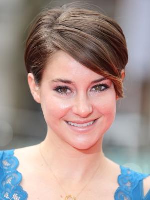 Shailene Woodley – Slojevita piksi frizura