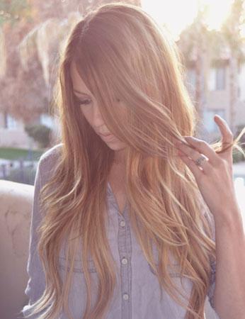 Bronde boja kose
