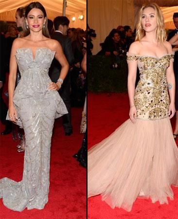 Sofia Vergara i Scarlett Johansson