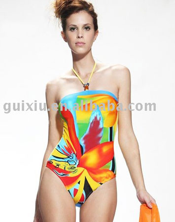 Kupaći kostimi svetlih boja