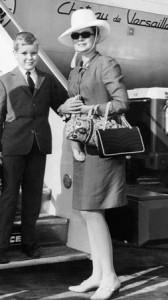 8. Godine 1967 Grace kao majka