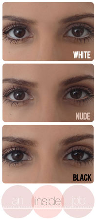 Za efekat većih očiju