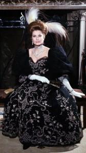 9. Grace na dobrotvornom balu 1968 godine
