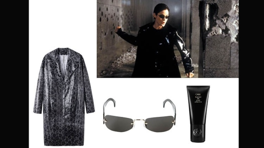 Carrie Anne Moss u filmu The Matrix