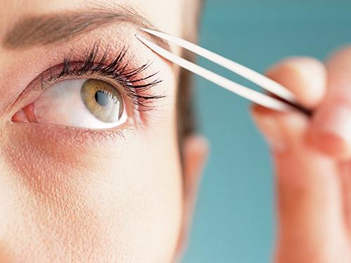 Odredite oblik očiju