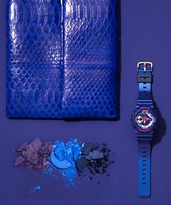 Plava boja
