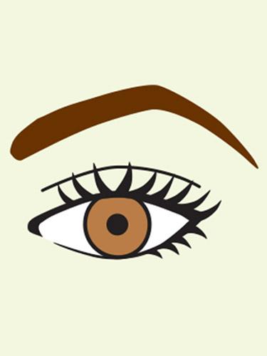 Za  Ovalne oči