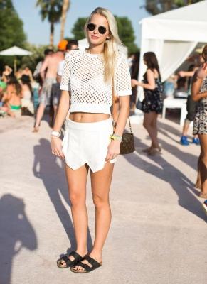 Nosite belu odeću