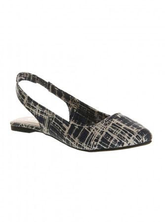 Sandale sa printom