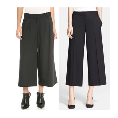 Cropped pantalone