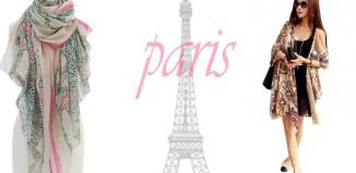 marame u stilu parižanki