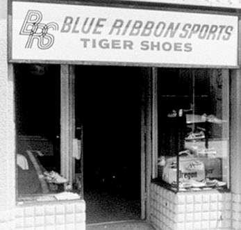 Nike je Osnovan  1964 godine