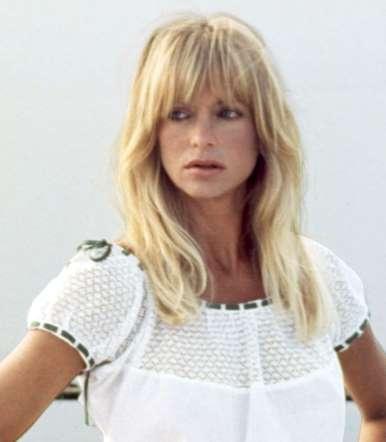 Goldie Hawn frizura