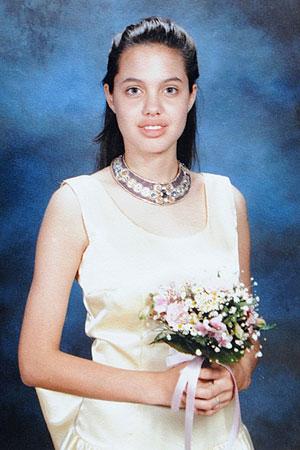 Angelina Jolie kao tinejdzer