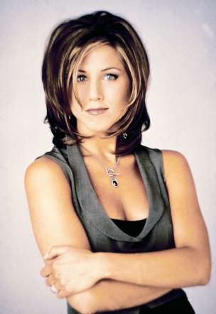 Jeniffer Aniston - Friends Rachel Frizura