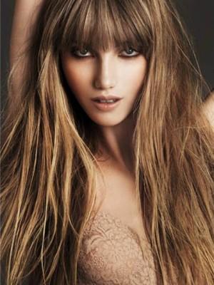Karamel boja i frizure
