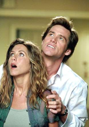 Jennifer Aniston u filmu Bruce Almighty