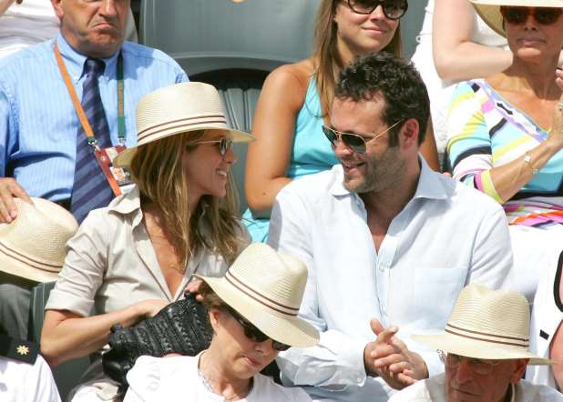 Jennifer Aniston i Vince Vaughn