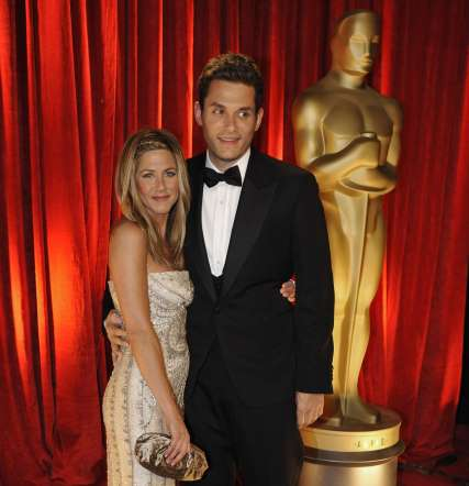 Jennifer Aniston i  John Mayer.